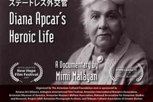 Film Screening: The Stateless Diplomat: Diana Apcar's Heroic Life