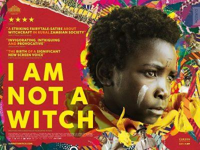 Wayfarer Film Series Presents: I Am Not a Witch