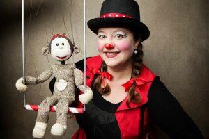 Sock Monkey Circus