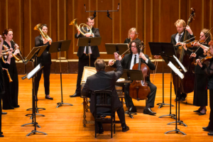 Weekend Concert Series: Handle and Haydn Society