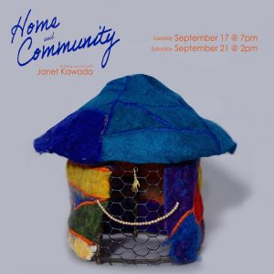 Home & Community: building our own