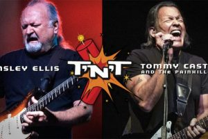 The T'n'T Tour Tommy Castro & Tinsley Ellis