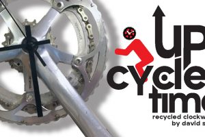 uP-CYCLE Time Exhibition Opening