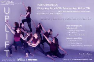 "Nozama Dance Collective Presents ""Uplift"""