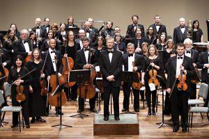 New England Philharmonic Concert