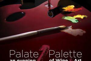 Palate2Palette: An Evening of Wine & Art