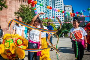 Experience Chinatown Arts Festival