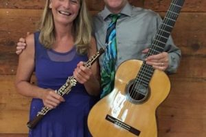 Newsam-Herlehy Duo @Parish Center for the Arts