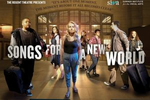 """Songs for a New World"" Presented by Summer Institute for Vocal Arts"