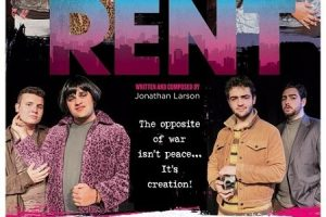 """RENT"" The Rock Musical Presented By Summer Institute for the Vocal Arts (SIVA)"