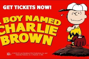"""A Boy Named Charlie Brown"""