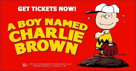 """A Boy Named Charlie Brown"""
