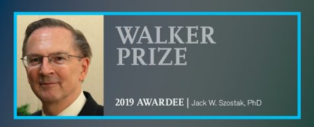 """2019 Walker Prize Lecture: """"The Origin of Life on ..."""