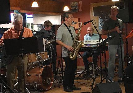 Eclectics play Dedham Square Coffee House