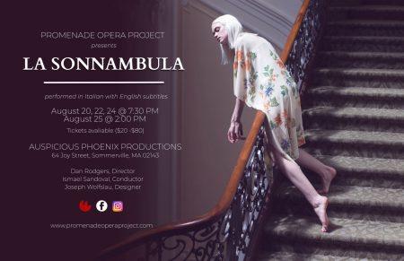 La Sonnambula: A New Immersive Adaptation