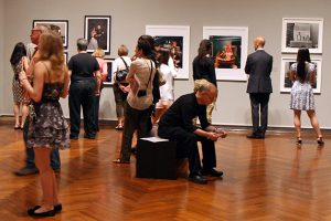 Opening Reception for the Fall Exhibitions