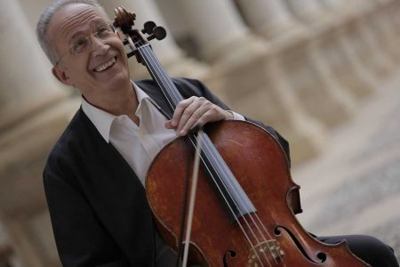 All-Cello Orchestra: 56 cellists celebrate Pablo Casals
