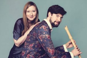 Stefan Temmingh, Dorothee Mields, & The Gentleman's Band: Inspired by Song