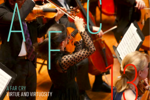 A Far Cry Presents: Virtue and Virtuosity featuring Soovin Kim