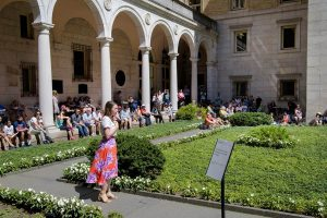 Concert in the Courtyard: A Season of Power and Politics
