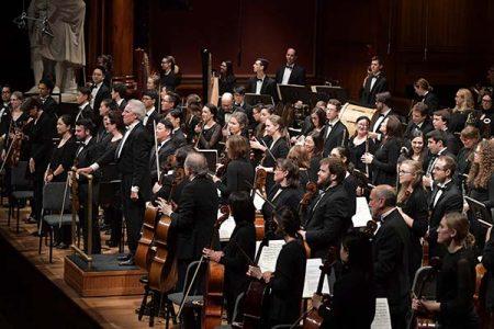 Boston Philharmonic Orchestra: Neilsen/Beethoven/Rachmaninov
