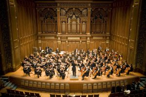 Longwood Symphony Orchestra: Mendelssohn, Maxwell Davies, and Brahms