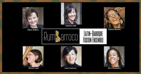 Latin-Baroque Fiesta: Rumbarroco's Outreach Festival