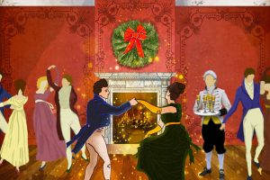 The Wickhams: Christmas at Pemberley