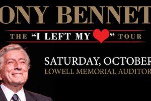 """Tony Bennett: The """"I Left My Heart"""" Tour"""