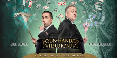 Four-Handed Illusions: An Intimate Evening of Laug...