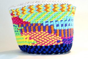Workshop: Upcycled T-Shirt Basket Making