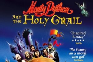 50th anniversary Monty Python and the Holy Grail