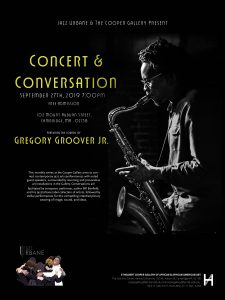 Concert & Conversation at the Cooper Gallery