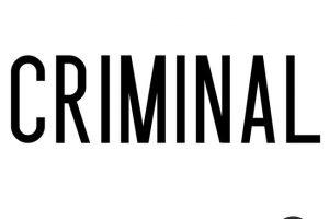 Criminal Podcast - Live Show