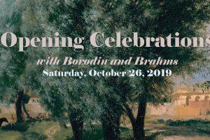 Brookline Symphony Orchestra: Opening Celebrations