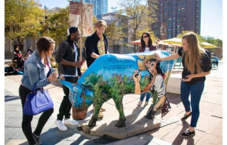 Let's Roam Boston: Try out a fun-filled scavenge...