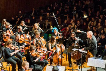 The Music of Glenn Branca Live: The Glenn Branca Ensemble/Ambient Orchestra