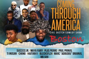 Coming Through America Boston