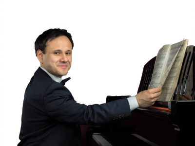 Annual Winter Concert with piano virtuoso Ivan Gusev