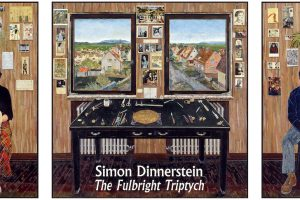 "Exhibition: ""Simon Dinnerstein: 'The Fulbright Triptych'"""