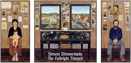 """Exhibition: """"Simon Dinnerstein: 'The Fulbright Triptych'"""""""
