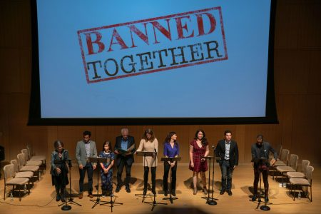 FREE Boston performance of: Banned Together: A Censorship Cabaret