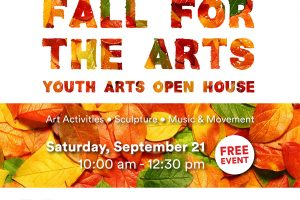 Fall For The Arts at the MCA!