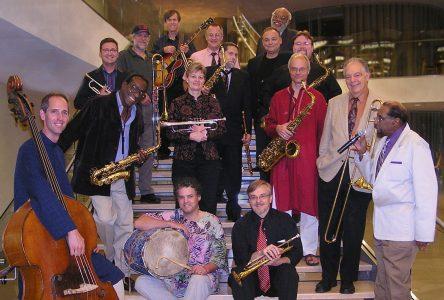 Aardvark Jazz Orchestra, Recent works by Mark Harvey