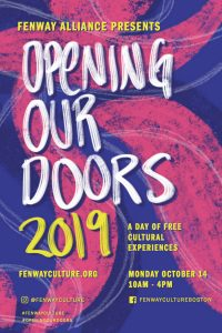 Opening Our Doors 2019