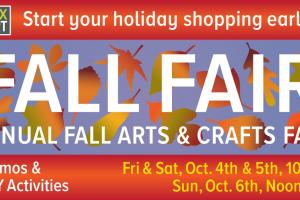Fall Arts and Crafts Fair