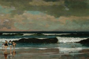 "Weekly ""Homer at the Beach"" Exhibition Tours"