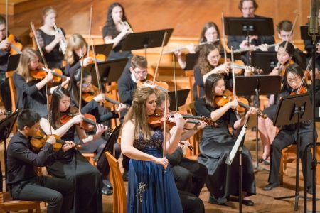Brandeis-Wellesley Orchestra Fall Concert