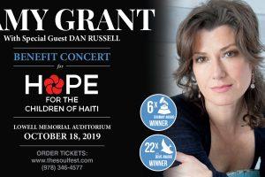 Amy Grant Haiti Benefit Concert