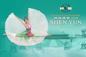 CANCELLED: Shen Yun